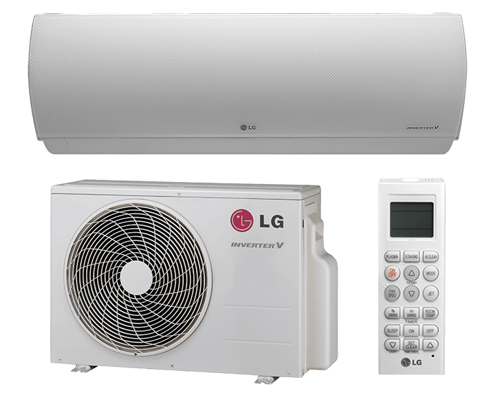 LG Ductless Air Conditioning