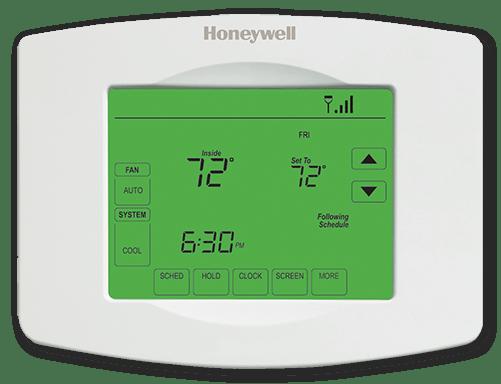 Honeywell Vision Pro 8000 WIFI Thermostat