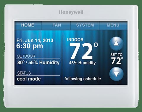 Honeywell Vision Pro 9000 WIFI Thermostat