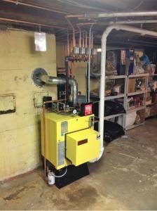 New Energy Kinetics Boiler