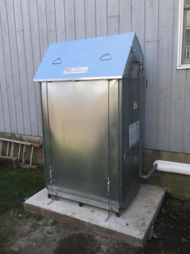 Roth Double-Wall tank (outdoor)